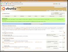 Ubuntu Fórum